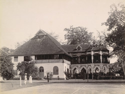 The Residency, Cochin.